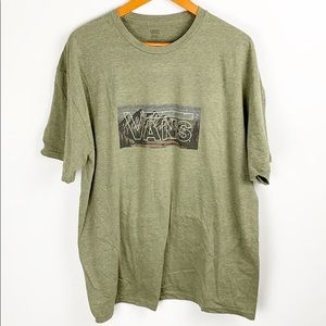 Vans Graphic Tee Size 2XL